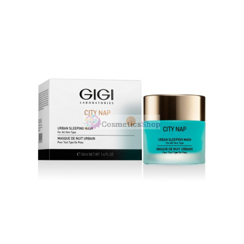 GIGI City Nap- Sleeping Mask 50 ml.