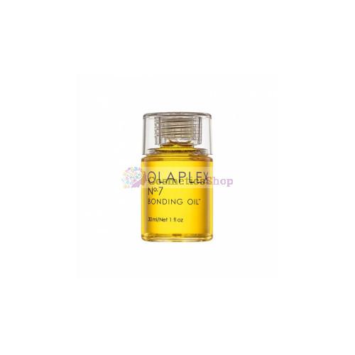 Olaplex No.7 Bondin Oil- Augstas koncentrācijas, viegla, atjaunojoša eļļa matu veidošanai 30 ml.