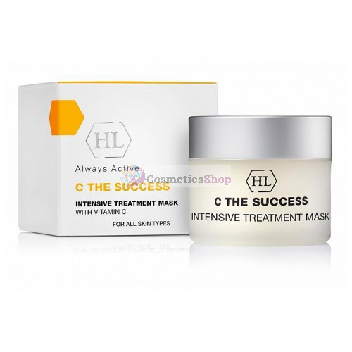 Holy Land C THE SUCCESS- Intensive Treatment Mask 50 ml.