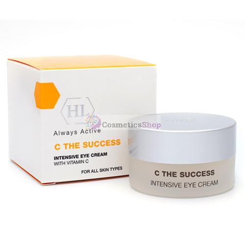 Holy Land C THE SUCCESS- Intensive Eye Cream 15 ml.